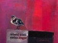26-wired with extra angst-lockwood-38x46cm-oil-linen-(duckling)